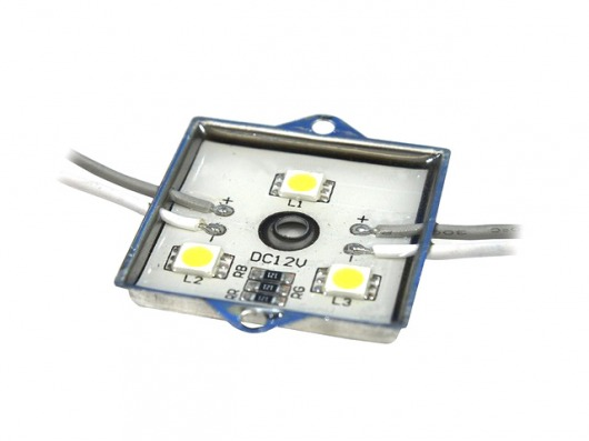 Светодиодный LED модуль для багажника, стоп, габарит